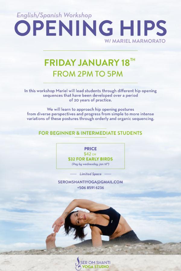 Ser Om Shanti Yoga Studio Yoga Costa Rica